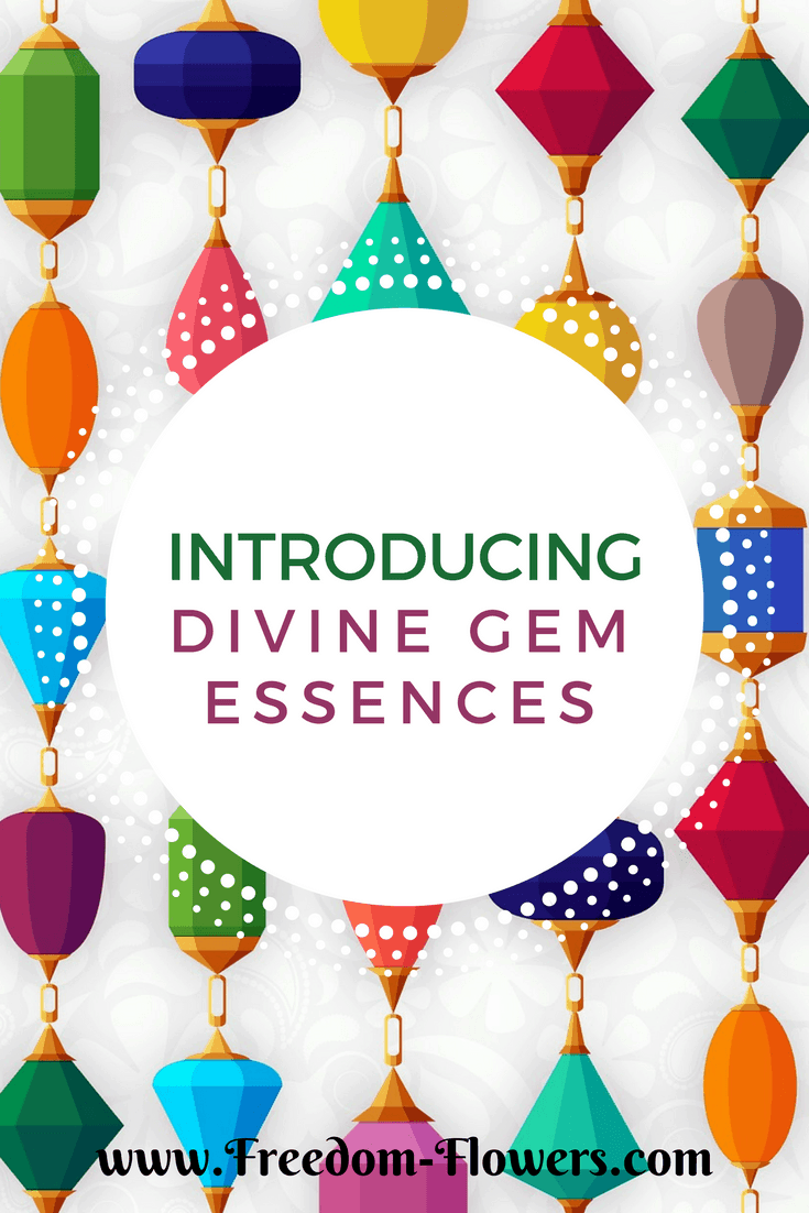 Divine gem essences
